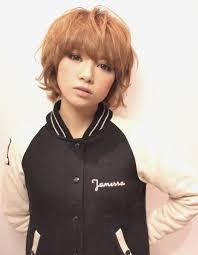ショートバングふわふわyu 97 ヘアカタログ髪型ヘアスタイル