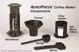 The aeropress coffee maker is most commonly used in the home kitchen but it is lightweight, compact, and durable, making it ideal for use when camping, backpacking, boating, or just traveling. Aeropress Coffee And Espresso Maker