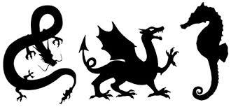 やっぱり竜が好き竜とドラゴンの違いについて Design Color