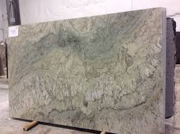 Lemon Ice Tropical Green Granite Slab