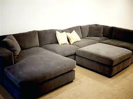 Big Sectional Sofas Large Comfy Sectional Sofas Big Leather