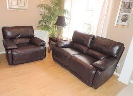 macyu0027s nina chocolate leather electric dual reclining loveseat u0026 recliner chair modern reclining loveseat d51