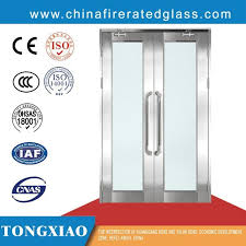 china 1 5 hour fire rated glass doors china fire rated glass doors fire rated doors with glass