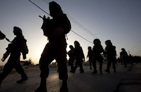Search For Teens Mass Arrests In West Bank As Search For Teens Continues The Times