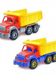 <b>Машина</b> трейлер автокар +Супер-Микс 30эл. 90см 1589 <b>Полесье</b> ...