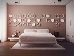 Schlafzimmer Wand Deko Ideen Weiße Bettwäsche Weißer Teppich Parkett