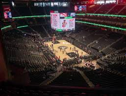 Philips Arena Atlanta Ga Seating Chart State Farm Arena Section 217 Seat Views Seatgeek