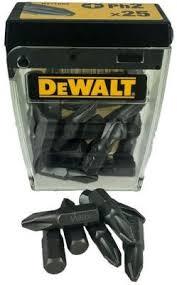 <b>Набор бит DEWALT DT71522</b>-QZ PH2, 25шт, длина 25 мм, 1/4 ...