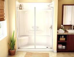 2 piece bathtub bathroom sectional 2 piece shower stall in white 1 direct tub doors glass 2 piece bathtub