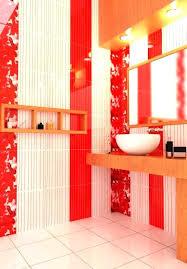 burnt orange bathroom rugs burnt orange bathroom bright orange bath towels bathroom winsome orange decorative bath