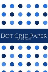 Dot Grid Paper Empty Bullet Journal 6 X 9 Notebook With Dot