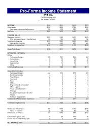 Restaurant Financial Statements Templates 010 Income Statement Template Ideas 1920x2646 Profit And