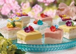 Little Debbie Fancy Cakes Petit Fours Little Debbie