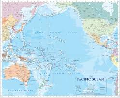 map of pacific  my blog