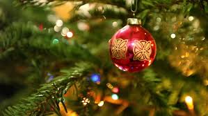 Christmas tree decorations. - HD stock video clip