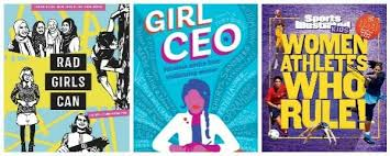 3 new inspirational power middle grade books