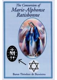 Image result for Alphonse Ratisbonne photo St.andrea delle fratte rome