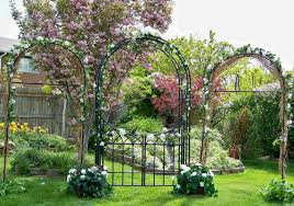 Small Picture Beautify the Entrance to Your Garden with Installing Garden Arches