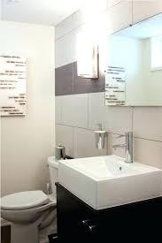 modern half bathrooms. Perfect Bathrooms Small Half Bathroom Ideas Modern  Remodel Inside Modern Half Bathrooms T