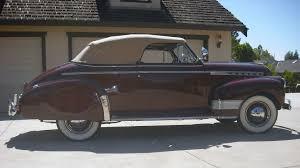 1941 Chevrolet Special Deluxe Cabriolet | T66 | Monterey 2015