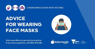 Premier daniel andrews said mandatory face coverings would now apply in regional victoria, as well as metropolitan melbourne and mitchell shire. Face Masks Update Victoria Harbour Medical Centre Docklands Vic