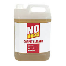 carpet cleaning solution. no nonsense carpet cleaning detergent 5ltr | screwfix.com solution
