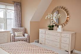 beautiful mirrored dresser in bedroom modern with bedroom dresser next to slanted walls alongside painted dressers
