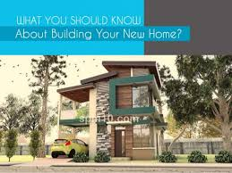 What You Should Know About Building Your New Home?
