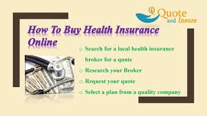 looking to get health insurance quotes learn how to private health insurance that