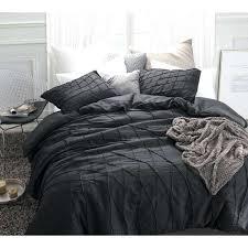 twist texture duvet cover black textured covers white quilt