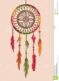 What Is Dream Catcher Dream Catcher stock illustration Illustration of indigenous 7