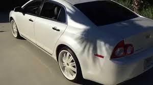 2011 Chevy Malibu LTZ For Sale 32725 Florida - YouTube