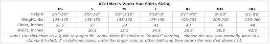Details About Xcel Shortsleeve Ventx Sun And Swim Shirt 30 Spf Looser Fit Rashguard Tee