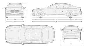 BMW 3 Series bmw 3 series height : BMW 7 Series Sedan : Technical data