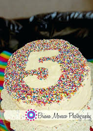Men Birthday Cake Monogrammed