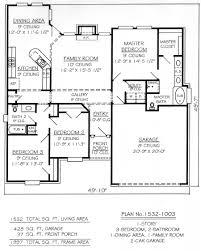 stylish decoration 2 bedroom 2 bath house plans charming 3 garage house plans 27 engaging 2