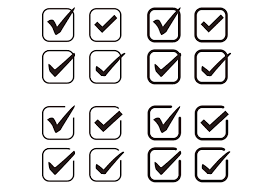 チェックボックス アイコン フリー素材 ブログ