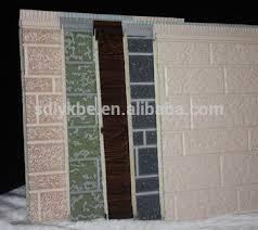 exterior wall foam board. prefab house wall panel siding/polyurethane foam board/exterior cladding 16mm exterior board