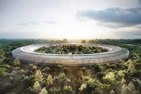 Cupertino apple office Old Apple Hq Business Insider Heres How Apple Is Making Its New Hq the Greenest Building On The