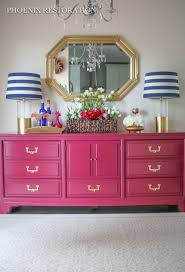 American Of Martinsville Bedroom Furniture Before After American Of Martinsville Campaign Credenza