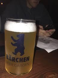 photo of bärchen beer garden omaha ne united states night beers