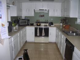 Cabinet For Kitchen Appliances Modern White Kitchen Appliances White Kitchen With Contrasting