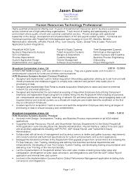 Hris Analyst Sample Resume hris analyst resume Cityesporaco 1