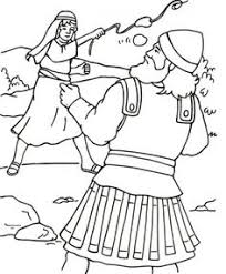 Small Picture King David and Nathan Coloring page Childrens Church Ideas