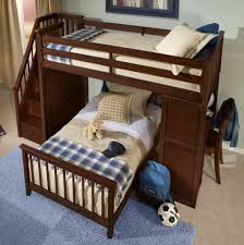 loft bunk beds with desk and drawers bunk beds desk