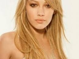 Coiffure Femme Blond Long