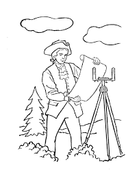 Small Picture USA Printables George Washington Coloring Page President George