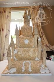 Sand Castle Wedding Cake Cake Decorating Community Cakes We Bake