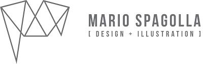 mariospagolla - Personal logo design
