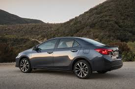2017 Toyota Corolla First Drive Review - This Boring Compact Will ...